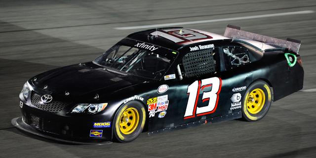Composites in NASCAR